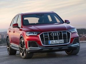 Audi Reveals Q7 Facelift With Major Updates