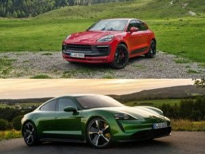 Facelifted Porsche Macan SUV And Taycan Electric Sedan Confirmed For India Launch On November 12