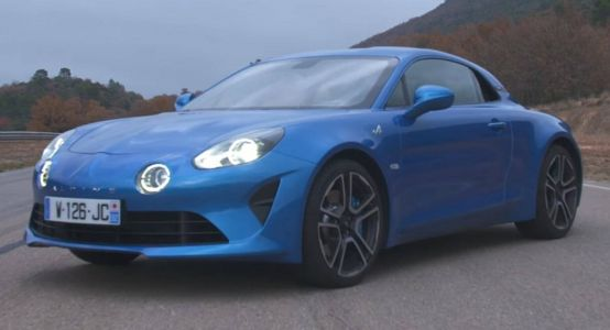 Alpine A110 Praised, Labelled A Poor Man's McLaren