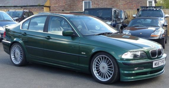 This £4750 E46 B3 Isn't The Only Cheap Alpina Around Right Now