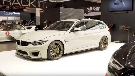 Someone Built A BMW M3 CS Touring
