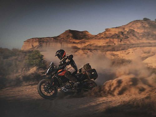 The KTM 390 Adventure Has Arrived