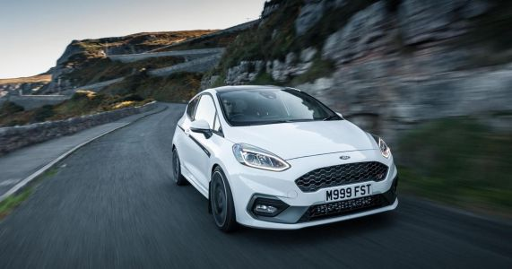 You Can Cut Your Ford Fiesta ST's 0-60 By Half A Second With An App