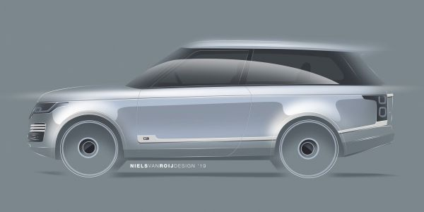 Range Rover Coupe Happening But Not From Land Rover