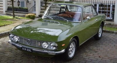 Mamma Mia, A Perfect Green Lancia Fulvia Is Now Offered In Auction
