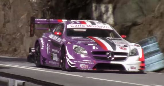 This 11,000rpm Monster Is A Mercedes SLK Like No Other