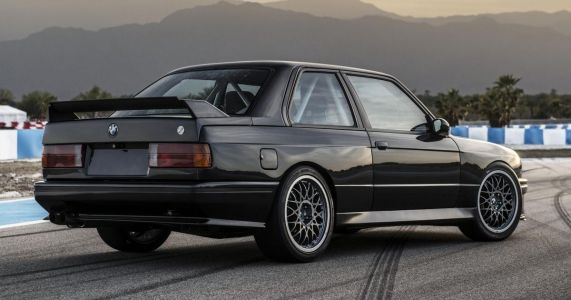 The Singer Of E30 BMW M3s Has Arrived And We're In Love