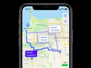 Apple Maps To Get Cycling And EV Routing Feature With iOS 14 Updates