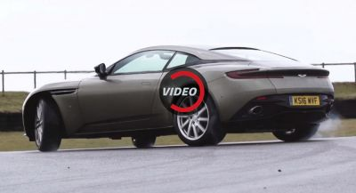 Aston Martin DB11 Gets The Chris Harris Seal Of Approval