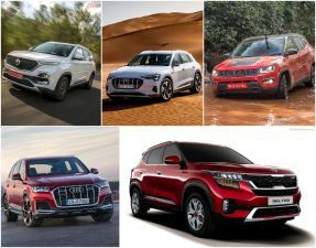 Top 5 Car News Of The Week MG Hector Jeep Trailhawk Launched Kia Launch Date Revealed And More