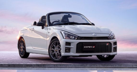 There's Now A Copen GR Sport, And Sweet Lord It's Adorable