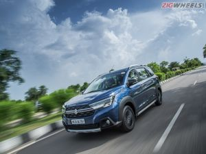 Maruti Suzuki XL6 2019 - First Drive Review