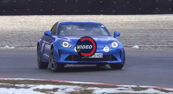 Is The 2018 Alpine A110 Good Enough To Worry Porsche's 718 Cayman?