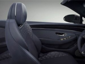 Bentley Introduces Tweed Interior Trim Options For Flying Spur Continental GT and Bentayga