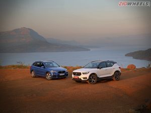 Volvo XC40 vs BMW X1 Comparison Review