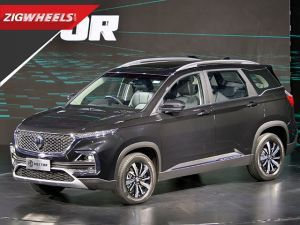 MG Hector 2019: First Look and Cyborgs Welcome