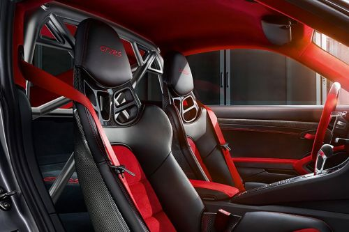 Porsche 911 GT2 RS Clubsport Package Adds Steel Roll Cage
