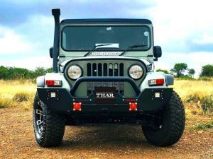 More Hardcore Mahindra Thar Variant Launched In South Africa