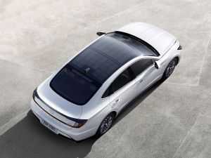 2020 Hyundai Sonata Hybrid Launched With A Solar Roof