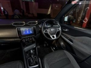New Nissan Magnite Interior Details In Images