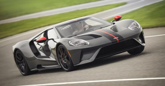 Hennessey Won't Put A V8 In The Ford GT, Because It's Not Possible