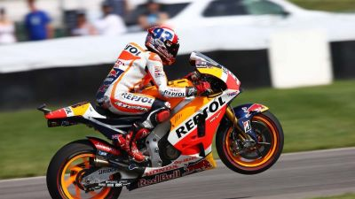 Marc Marquez Rates American MotoGP Racetracks