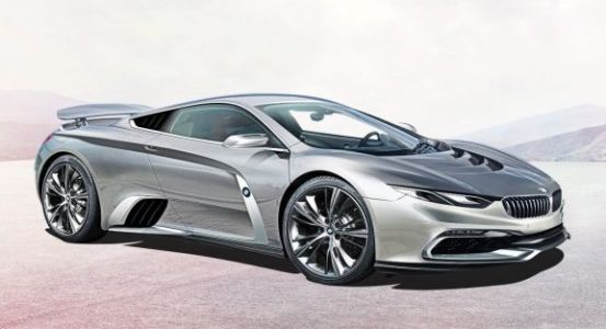 BMW M Supercar Being Considered For 2023 With Over 700 HP