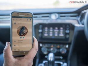 Volkswagen Connect App Tested
