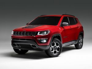 Jeep Compass PHEV Breaks Cover Gets eAWD System