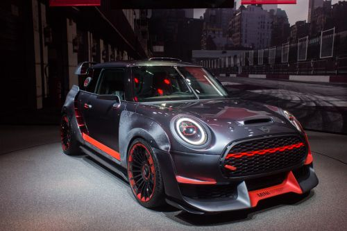 Mini Will Build New Cooper Works GP in 2020