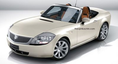 The Fulvia Would Be A Nice Fiata-Based Roadster - If Lancia Was Still Around