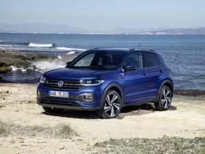 India-Bound Volkswagen T-Cross Gets 5-Star Euro NCAP Rating