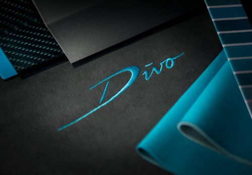 Bugatti Divo Confirmed With Official Teaser - Not Getting Chiron Moniker