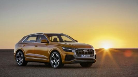 The new top model of the Q family: Audi Q8 now available to order