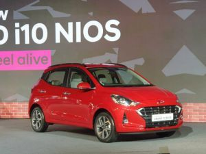 Hyundai Grand i10 Nios The New Hatchback In Detailed Images