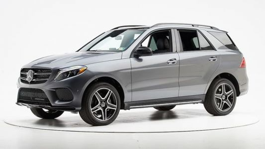 Mercedes-Benz GLE-Class earns top award
