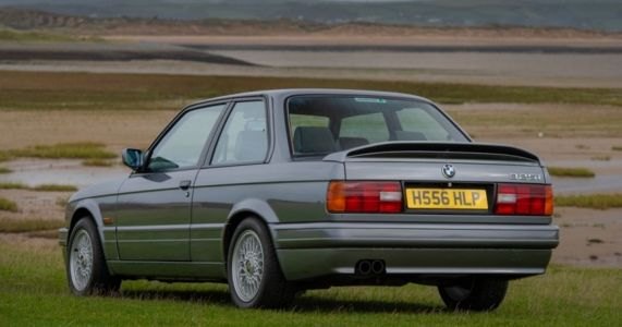 E30 BMW 325i Sport Sells For £51k Because The World Has Lost Its Mind