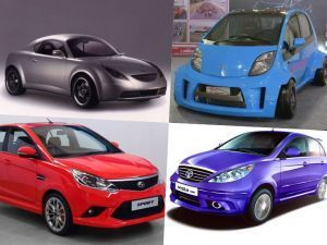 Tata Motors Tryst With Performance Cars