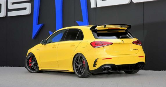 This 518bhp Mercedes-AMG A45 'RS' Will Do 201mph