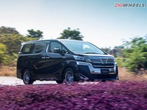 Toyota Vellfire Luxury MPV Everything You Need To Know