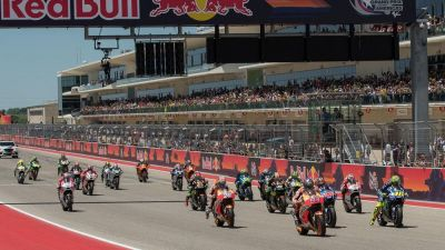 Race Results From the 2017 Red Bull Grand Prix of the Americas