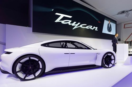 Production Porsche Taycan To Be Revealed In September