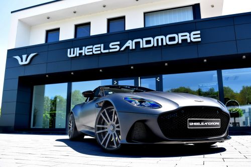 Aston Martin DBS Superleggera Pumped Up To 820 HP