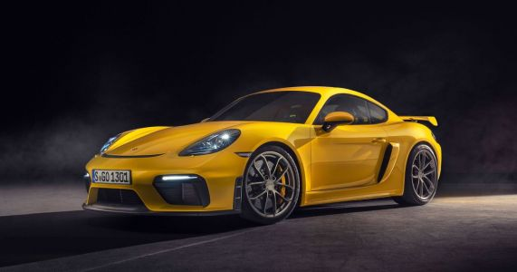 Behold: The N/A Porsche 718 Cayman GT4 And 718 Sypder