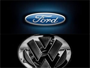 VW Group Ford Likely To Join Forces For EVs