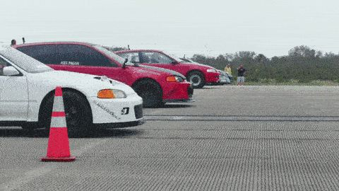 Fastest Tuned Hondas Civics In America Partake In 1/4 Mile Drag Race