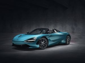 New McLaren 720S Spider Drop Top Gorgeous