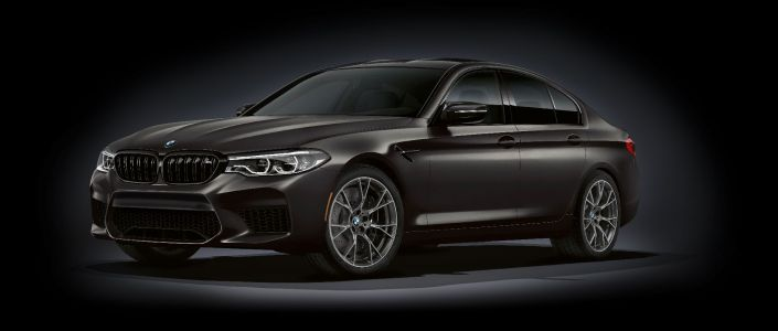 BMW M5 Edition 35 Years Celebrates The 35th Birthday of The Iconic M5
