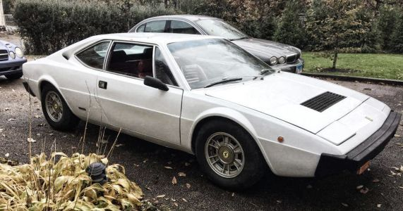 This Subaru WRX-Powered Ferrari Dino Is Alternative Engine Swap Gold