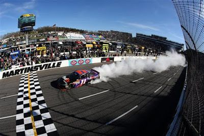 Denny Hamlin is 10/1 to win 2019 STP 500 at Martinsville